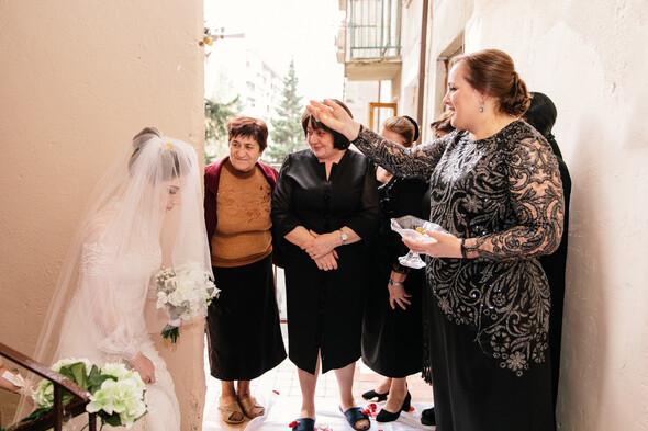 кавказская свадьба - фото №18