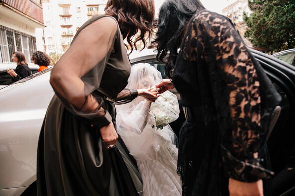 кавказская свадьба - фото №15