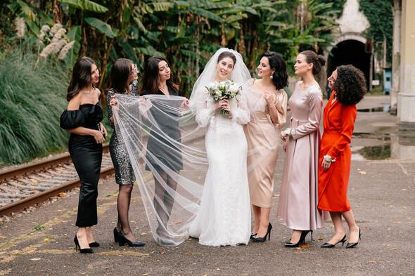 кавказская свадьба - фото №23
