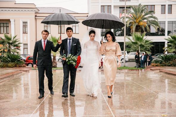 кавказская свадьба - фото №10