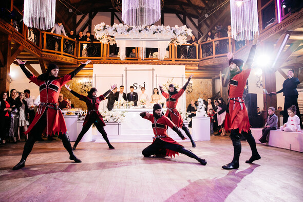 кавказская свадьба - фото №29