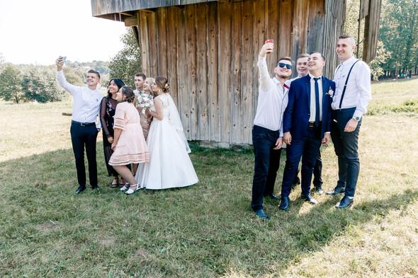 Свадьба Мирославы и Андрея - фото №17