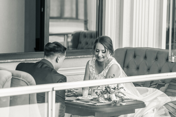 Свадьба Мирославы и Андрея - фото №6