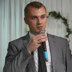 Ігор Жабровець - ведущий в Луцке - фото 1