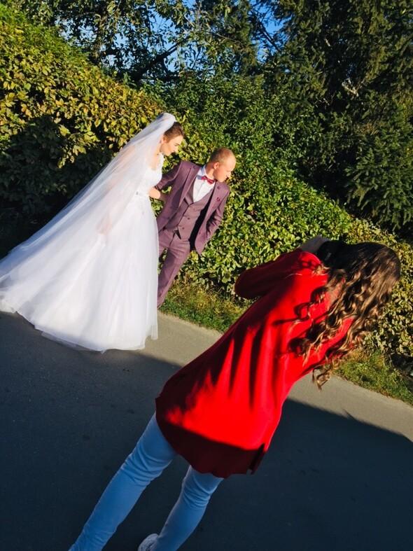 Свадьба прекрасной пары - фото №1