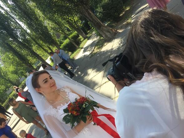 Свадьба прекрасной пары - фото №6