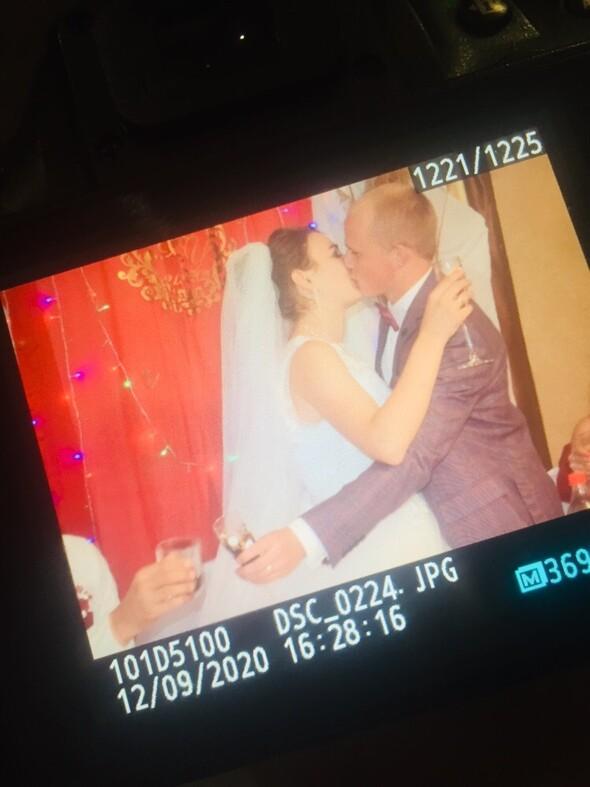 Свадьба прекрасной пары - фото №3