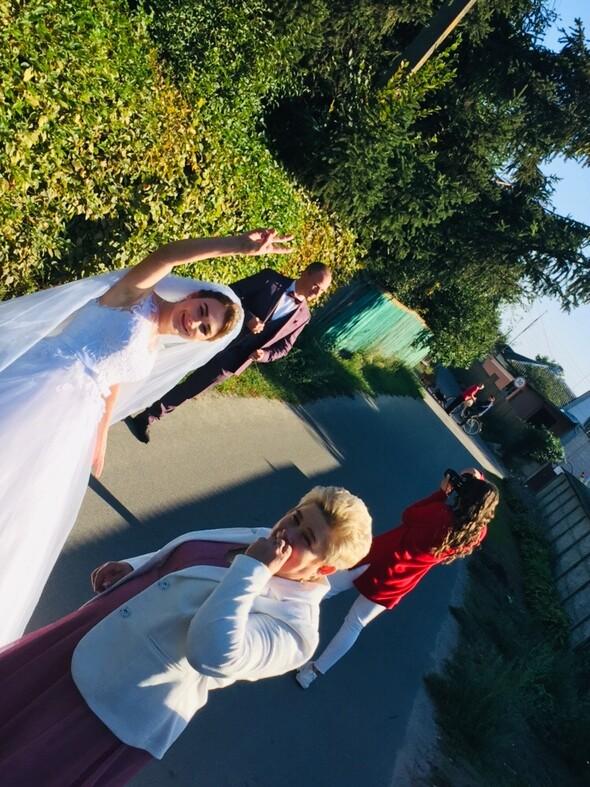 Свадьба прекрасной пары - фото №2