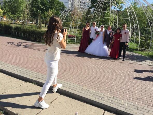 Свадьба прекрасной пары - фото №7
