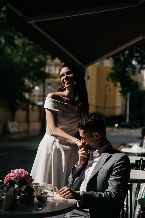 Ольга и Роман - фото №13
