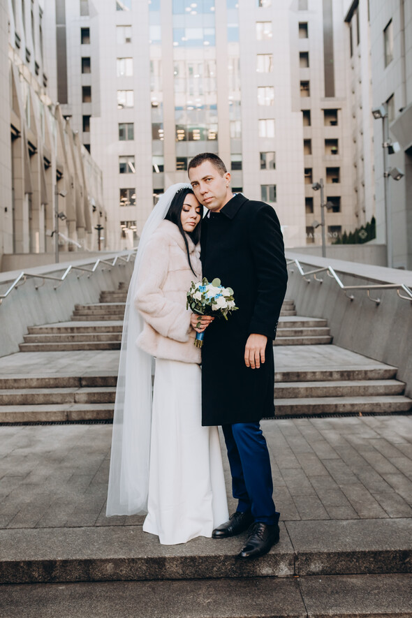 Елена и Виктор (БЦ Торонто) - фото №38