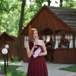 Ольга Ковалёва - выездная церемония в Славянске - фото 4