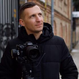 Видеограф Эльдар Меметов