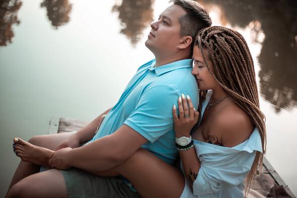 Регина и Рамиль. Love-story в подарок ❤️ - фото №18