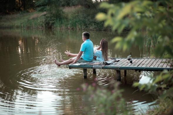 Регина и Рамиль. Love-story в подарок ❤️ - фото №22