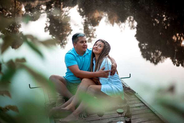 Регина и Рамиль. Love-story в подарок ❤️ - фото №29