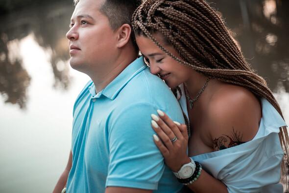 Регина и Рамиль. Love-story в подарок ❤️ - фото №1