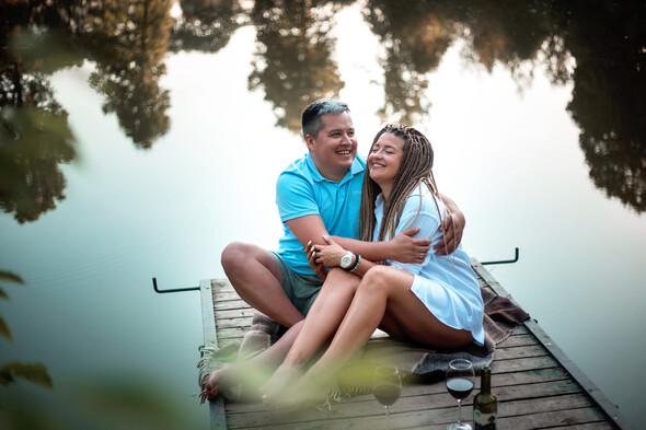 Регина и Рамиль. Love-story в подарок ❤️ - фото №28