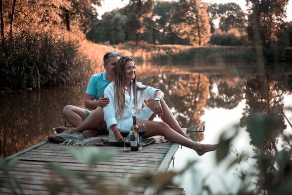Регина и Рамиль. Love-story в подарок ❤️ - фото №13