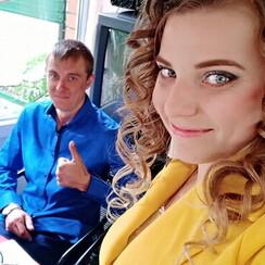 Марина Кузнецова - ведущий в Красном Луче - фото 4
