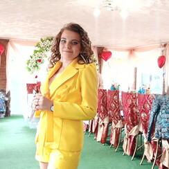 Марина Кузнецова - ведущий в Красном Луче - фото 2
