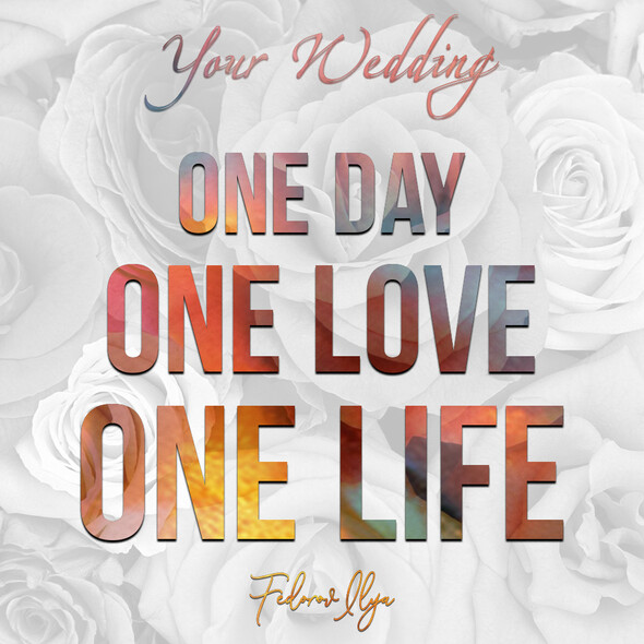 One Day One Love One Life - фото №1
