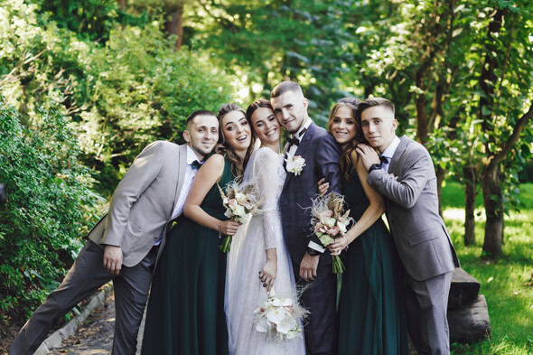 Свадьба во Львове - фото №35