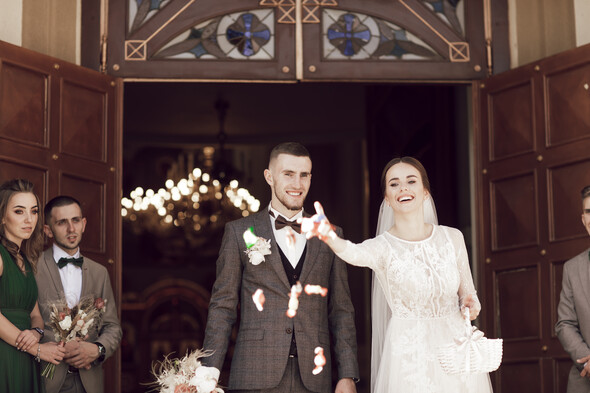Свадьба во Львове - фото №55