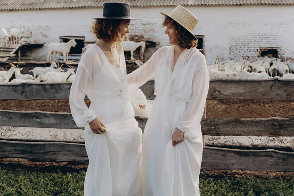 AMISH WEDDING - фото №24