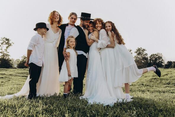 AMISH WEDDING - фото №46