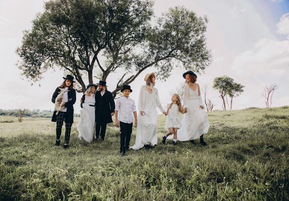 AMISH WEDDING - фото №16