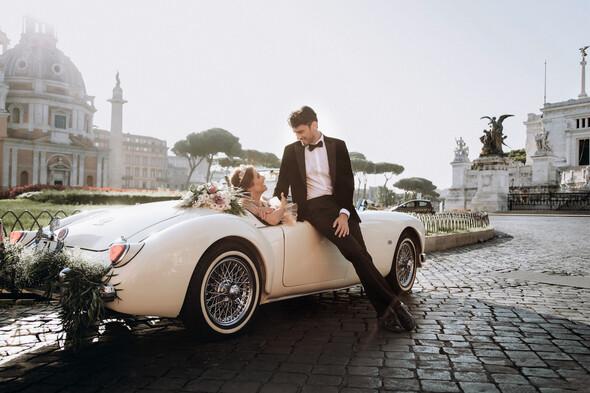 ILANIYA & CARLOS WEDDING IN ITALY - фото №9
