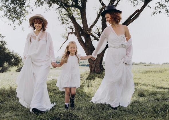 AMISH WEDDING - фото №17