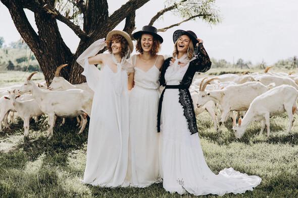 AMISH WEDDING - фото №10