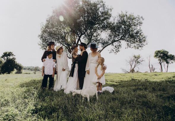 AMISH WEDDING - фото №15