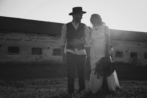 AMISH WEDDING - фото №30