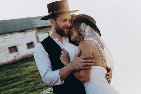 AMISH WEDDING - фото №42