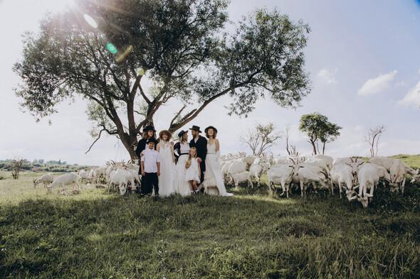 AMISH WEDDING - фото №12