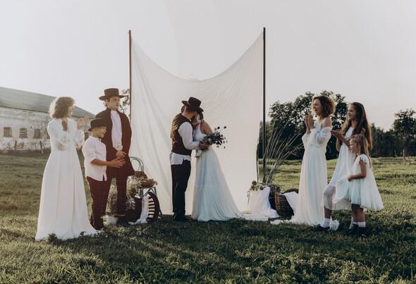 AMISH WEDDING - фото №38