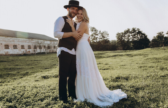 AMISH WEDDING - фото №37