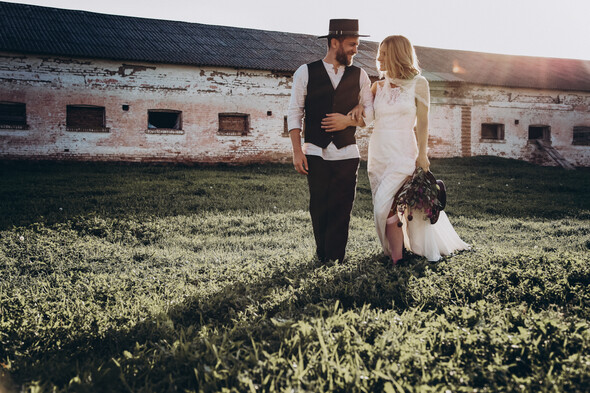 AMISH WEDDING - фото №29