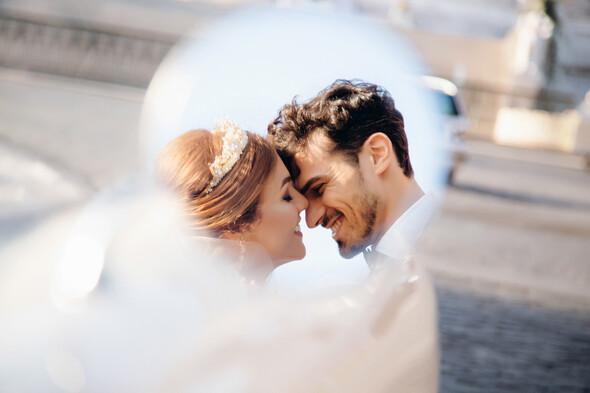 ILANIYA & CARLOS WEDDING IN ITALY - фото №16