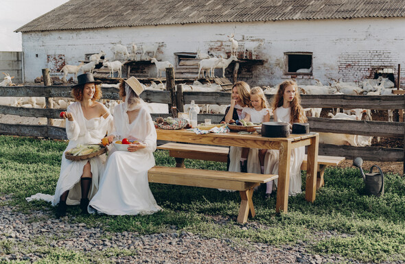 AMISH WEDDING - фото №20