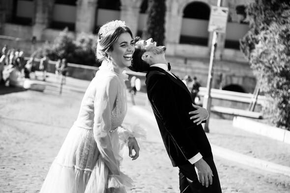 ILANIYA & CARLOS WEDDING IN ITALY - фото №17