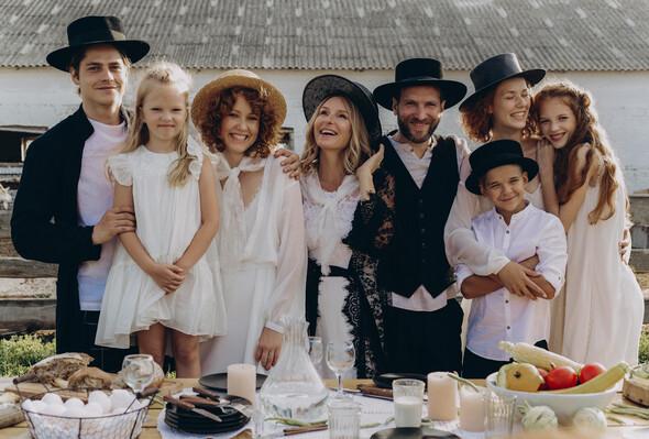 AMISH WEDDING - фото №25