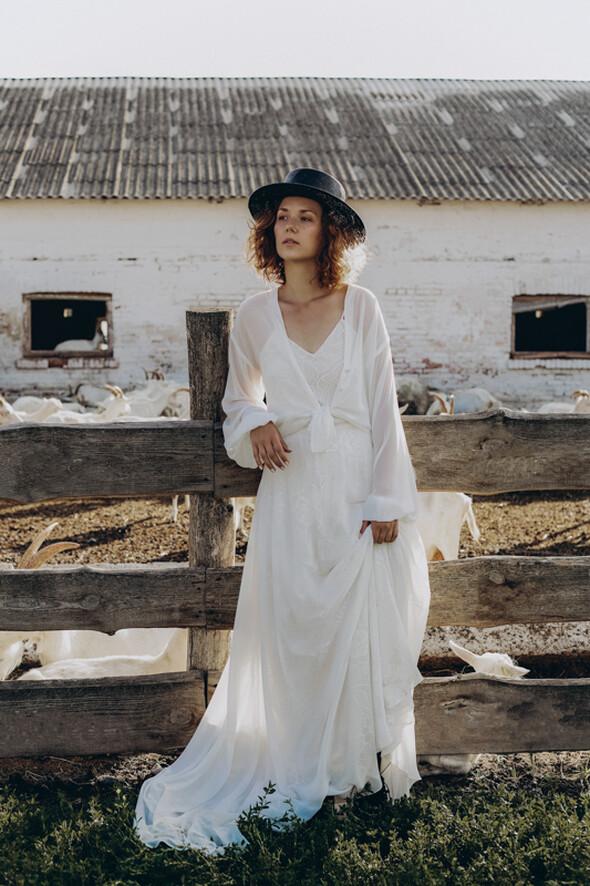 AMISH WEDDING - фото №22