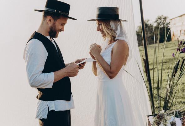 AMISH WEDDING - фото №39
