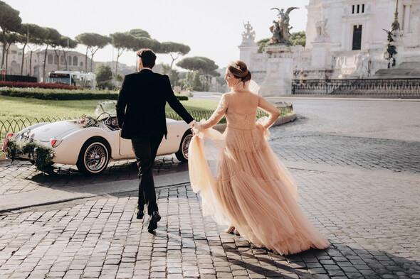ILANIYA & CARLOS WEDDING IN ITALY - фото №5