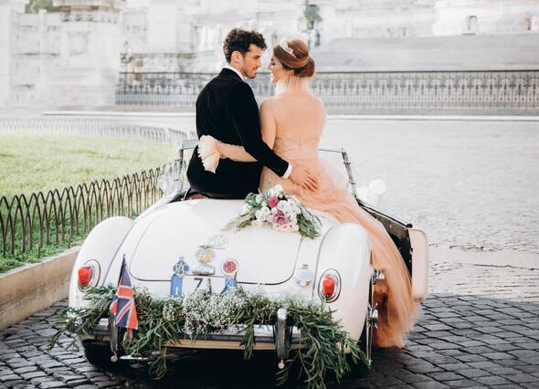 ILANIYA & CARLOS WEDDING IN ITALY - фото №7