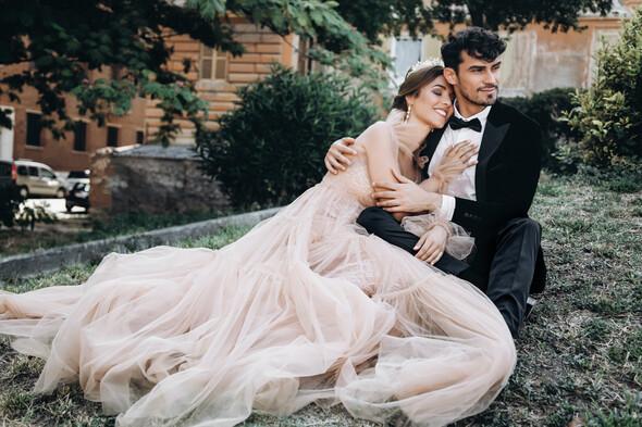 ILANIYA & CARLOS WEDDING IN ITALY - фото №21